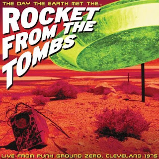 Rocket From the Tombs' The Day The Earth Met The Rocket From The Tombs