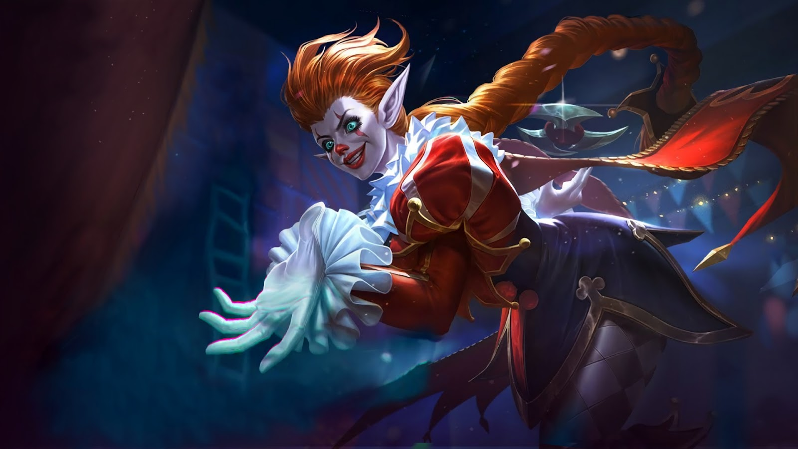 Wallpaper Karrie Jester Skin Mobile Legends HD for PC