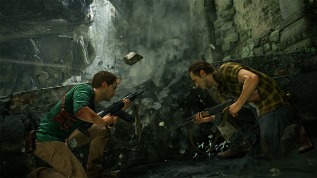 uncharted 4 a thiefs end characters
