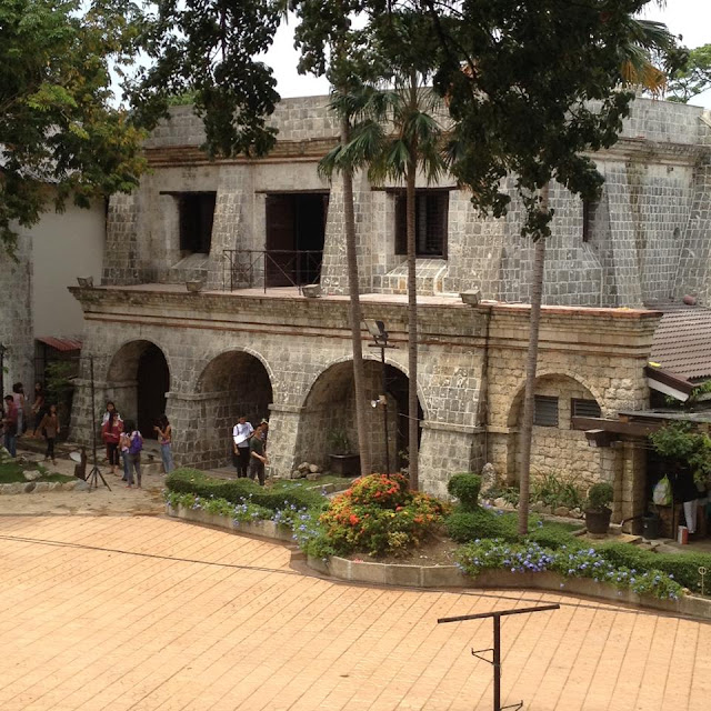 Cuerpo del Guardia at Fort San Pedro in Cebu City