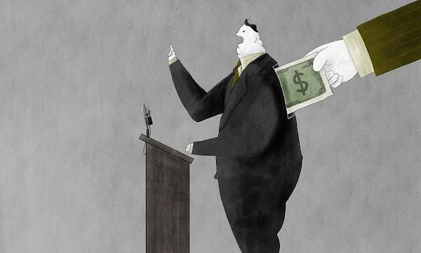 La corrupción Santificada | Hector Garcia Santos