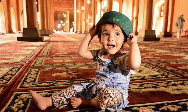Mendidik Anak Sejak Dini secara Islami