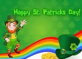 Happy St Patricks Day 2019