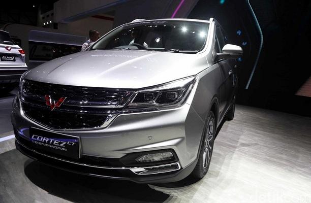 Mobil Wuling Tipe MPV, Menghadirkan Cortez dan Confero