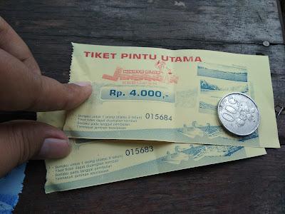 tiket masuk jembangan wisata alam