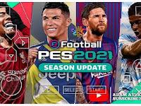 PES 2021 PPSSPP New Minikits 2022 TATTOO Best Graphics & Latest Transfer