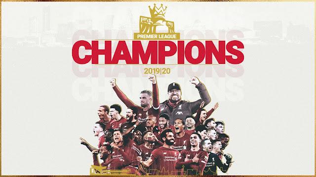 ليفربول بطلاً للدوري الإنجليزي بعد انتظار دام ثلاثة عقود