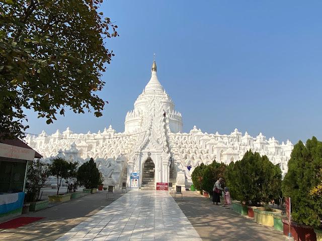 Mya Thein Tan Pagoda (Mandalay)