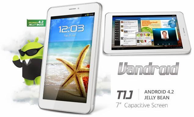 Daftar Harga Tablet Advan Vandroid