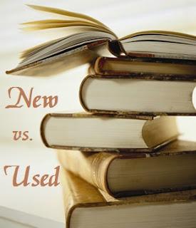 Used vs. New Books