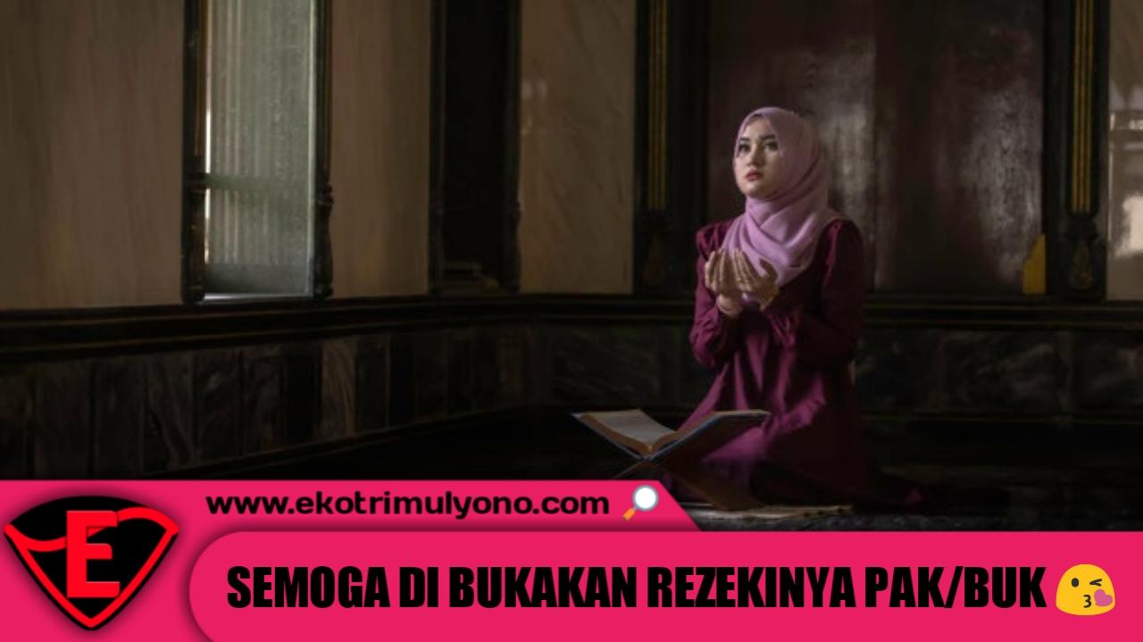 5 doa untuk orang tua bahasa Indonesia simple