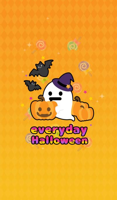 everyday halloween
