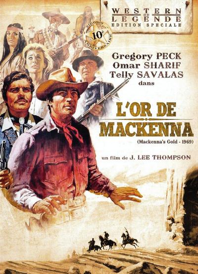 Mackenna s Gold (1969) ขุมทองแม็คเคนน่า