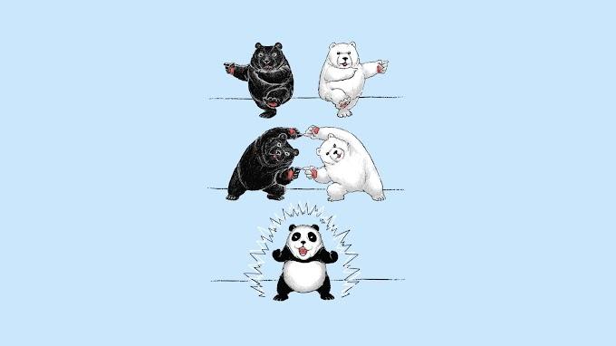 DBZ Fusão Panda