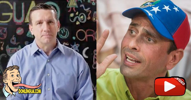 Capriles se quiere devolver | Dice que no ha dividido a la Unidad porque esta no existe