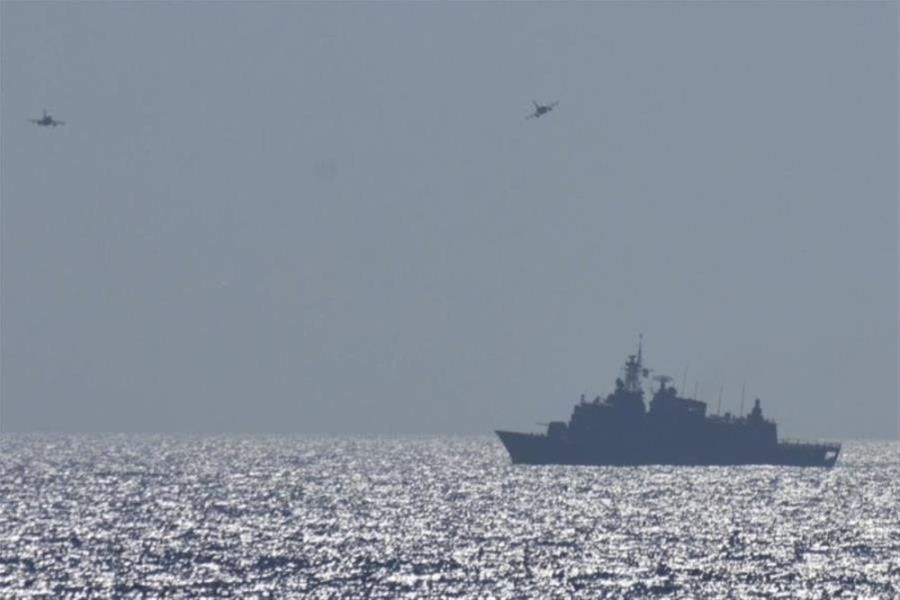 Νέα τουρκική NAVTEX για άσκηση ΝΑ της Κρήτης