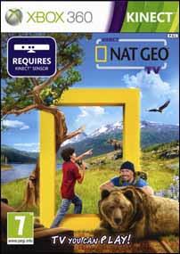 Kinect Nat Geo TV (X-BOX360) 2012