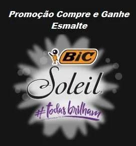 Promoção Bic Soleil Compre Ganhe Esmalte La Femme #todasbrilham