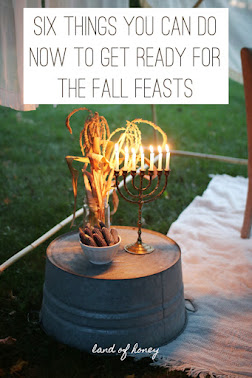 What You Can Do Now for the Fall Feasts