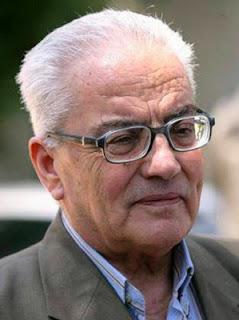 Khalid al-Asaad, the retired chief archaeologist of the ancient Syrian city of Palmyra