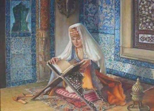 رابعة .. المحبة الهائمة