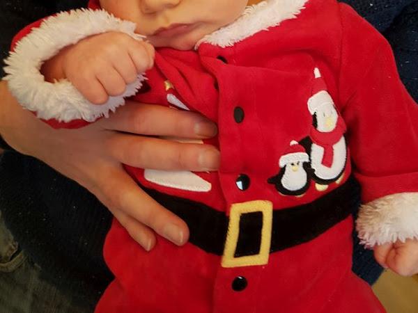 Le premier Noël de Louis