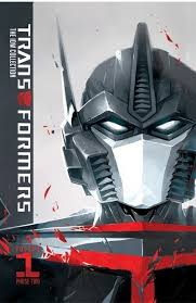 The Story – Transformers – IDW Collection – Phase Two Vol. 1 – 9 (2014-2019)