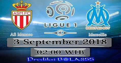 Prediksi Bola855 AS Monaco vs Marseille 3 September 2018