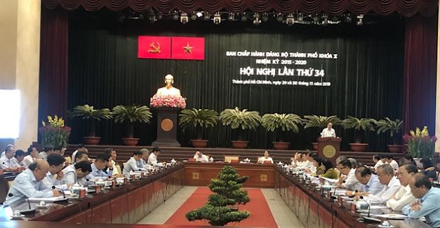 Tổng thu ngân sách của TP.HCM năm 2019 ước đạt bằng 55 tỉnh thành