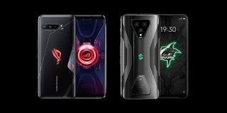 Asus ROG Phone 3 Vs Black Shark 3 Pro
