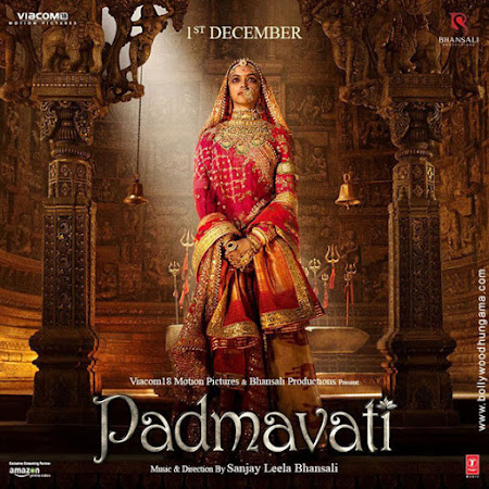 Padmaavat (2018) Movie Poster