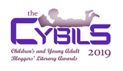 2019 CYBILS MG Fiction Chair