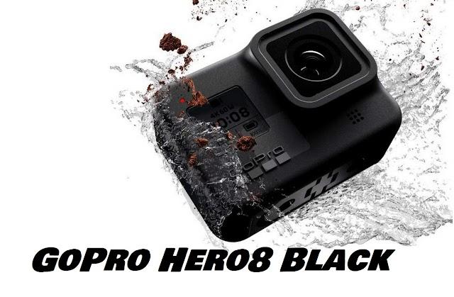 مواصفات ومميزات كاميرا جو برو GoPro Hero8 Black