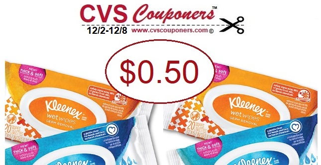 http://www.cvscouponers.com/2018/10/kleenex-wet-wipes-050-cvs.html