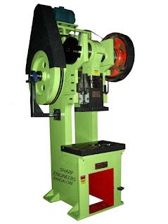 Mechanical Power Press Machine Manufacturer