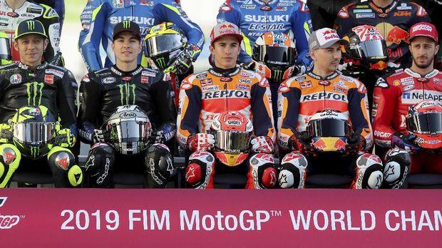 Jelang Pertandingan MotoGP Di Qatar Inilah Daftar Empat Pebalap Pemburu Marquez