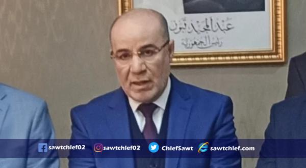 وزير الشؤون الدينية منتظر بولاية الشلف