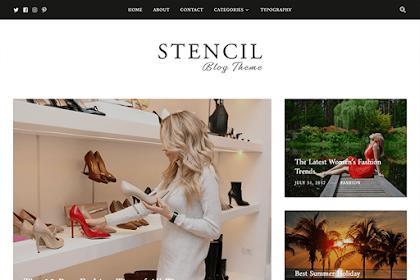 Stencil Wordpress Blog Theme Lifetime License Download For Free