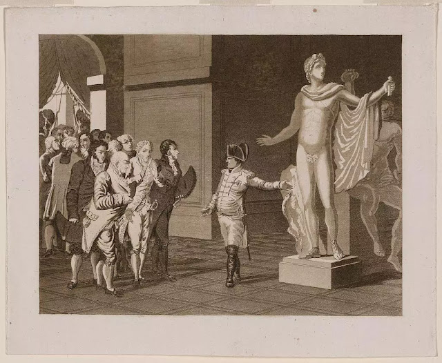 'Glory of arms and art': Napoleonic plunder and the birth of national museums