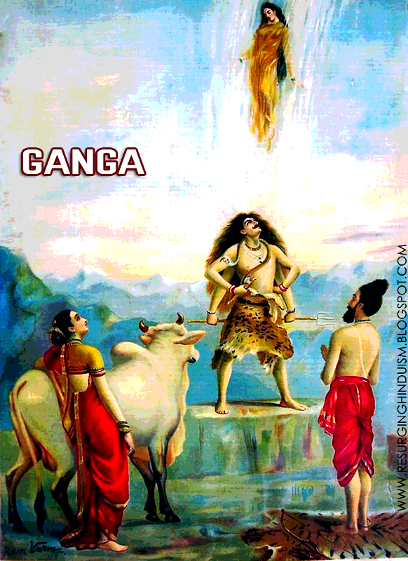 GANGA - The holiest of all the shrines on this earth