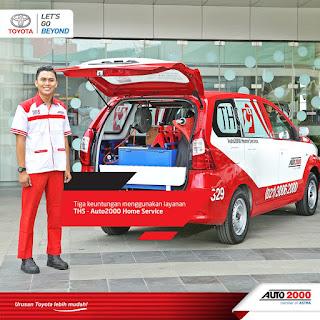 ASTRIDO Sediakan Layanan Toyota Home Service ? Berikut Ulasannya