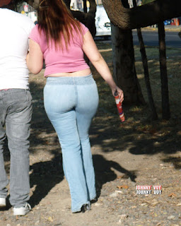 Mujeres hot jeans