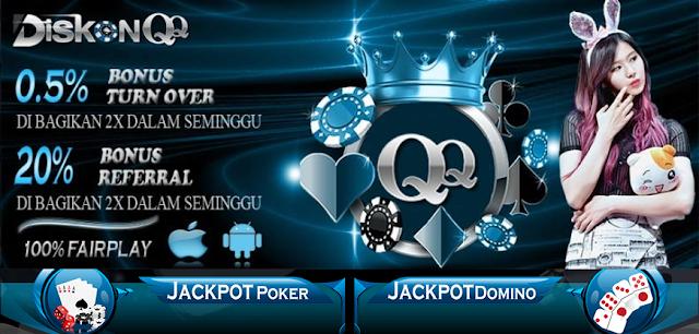 DISKONQQ | Situs Poker Terbaik Sekarang Ini