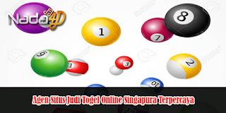 Agen Situs Judi Togel Online Singapura Terpercaya