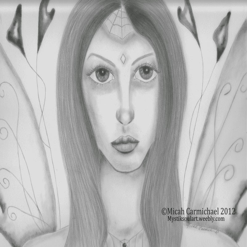 A Dark Undercurrent by Enchanted Visions Artist, Micah Carmichael