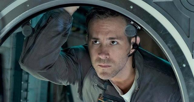 Ryan Reynolds en el tráiler de la película Life