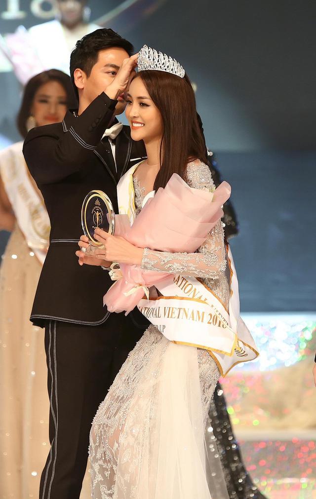 Nguyen Thi Ngoc Chau winner Miss Supranational Vietnam 2018