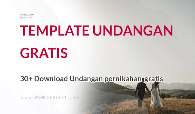 Download Template Undangan