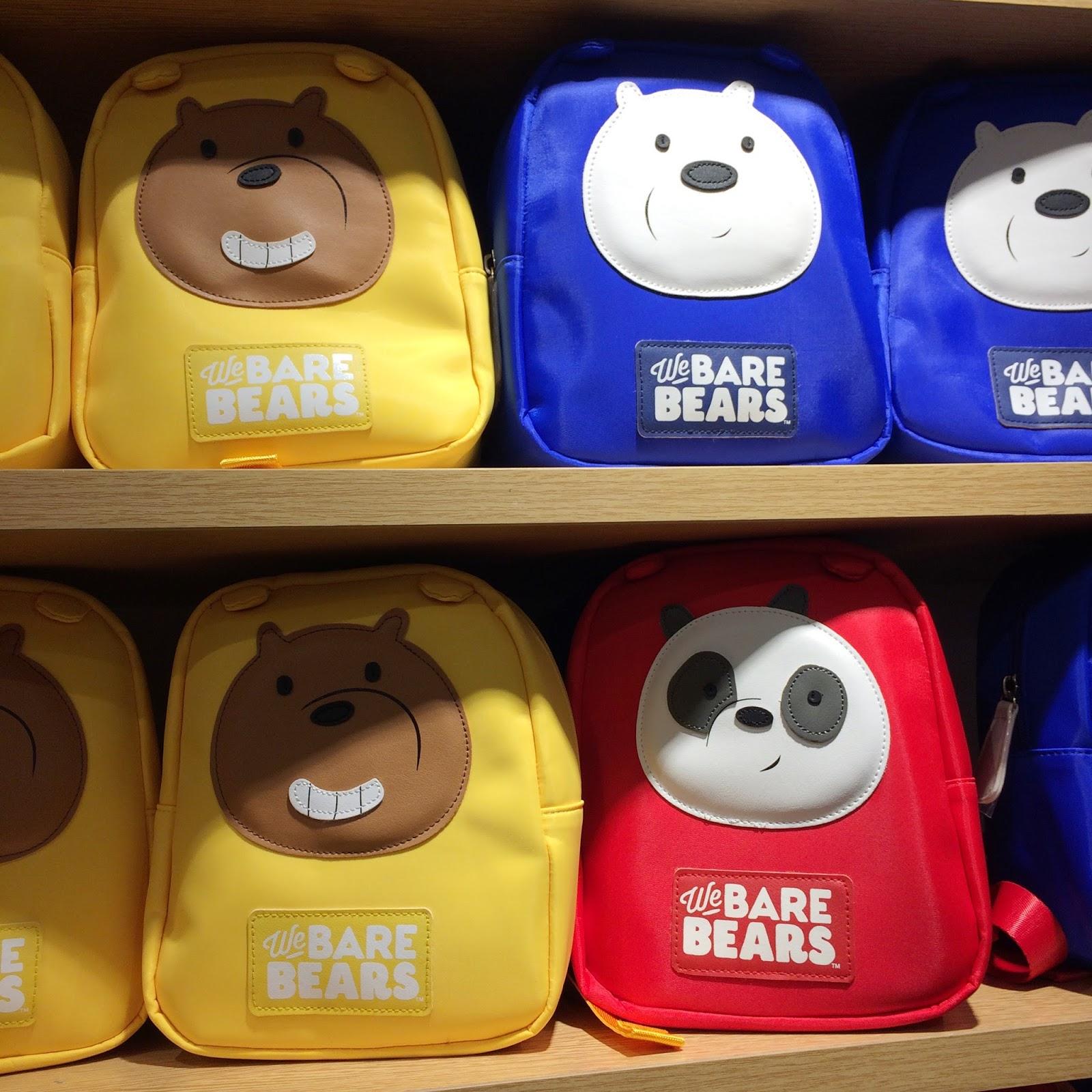 bf2af8192f20 We Bare Bears at Miniso!♥ - ARTSY FARTSY AVA