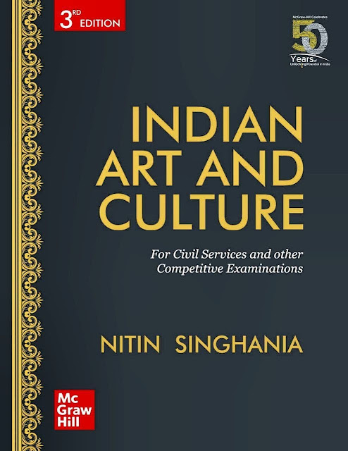 Indian Art and Culture by Nitin Singhania : For UPSC Exam  PDF Book